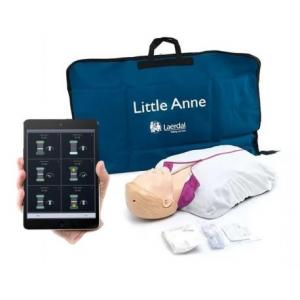MANEQUIM TORSO ADULTO P/ RCP - LITTLE ANNE